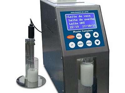 Analisador de leite preço