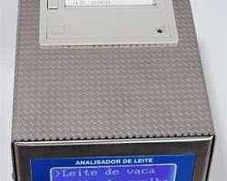 Analisador de leite distribuidor