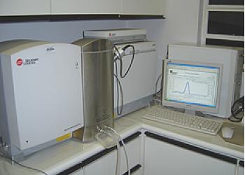 Analisador de partículas