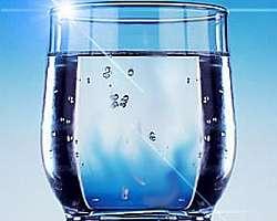 Teste de potabilidade da água