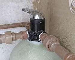 Filtro removedor de ferro