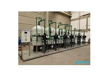 Empresa de abrandador de água