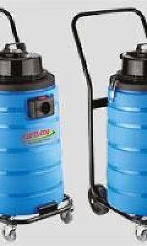 Aspirador de pó e água industrial