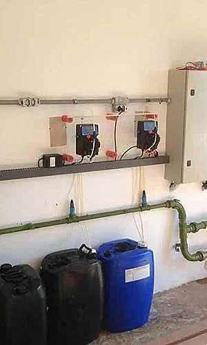 Como tratar água de poço artesiano
