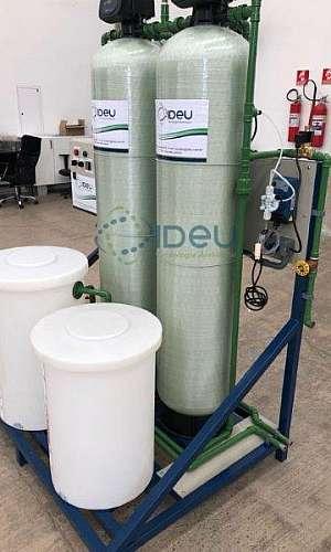 Comprar desmineralizador de água