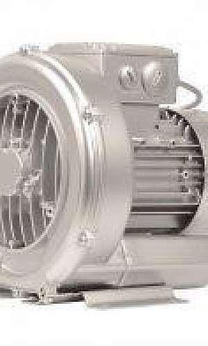 Compressor radial para piscicultura