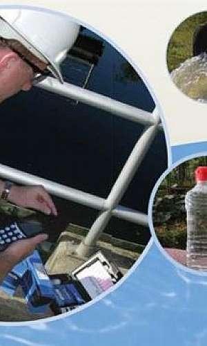Cotar Serviços de Análise de Água