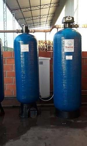 deionizador de água industrial