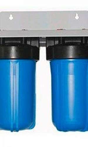 Deionizador de água para laboratório