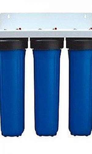 Deionizador de água preço