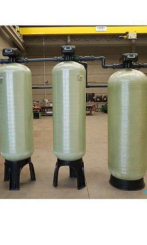 Deionizador de água