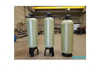 Deionizador água