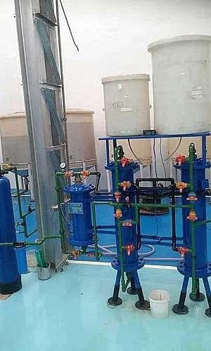 Desmineralizador de água preço