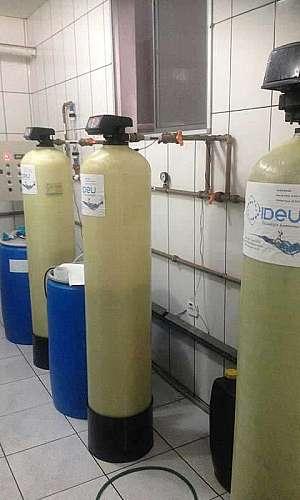 Desmineralizador de água