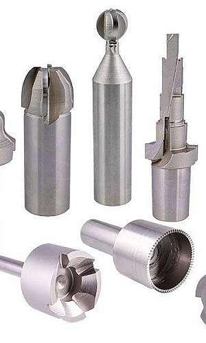 Empresa de afiação de ferramentas