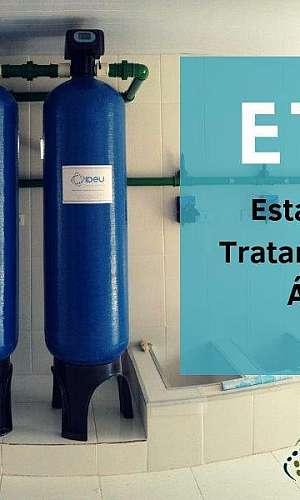 Estação de tratamento de efluentes industriais preço