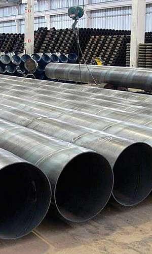Fabricante de tubos industriais