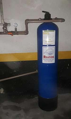 filtro deionizador