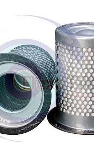 filtro separador de água para compressor