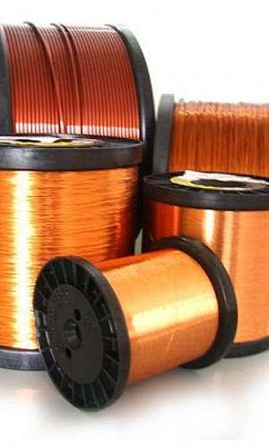 Fio esmaltado de cobre preço