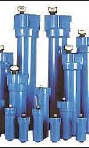 Fornecedor de filtros coalescente