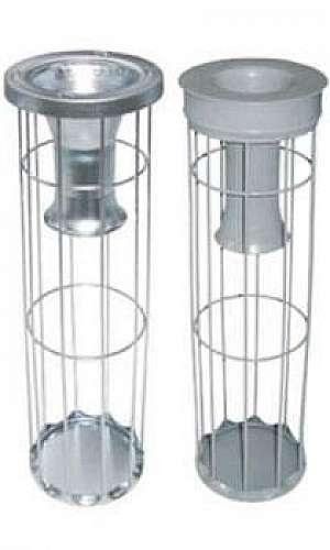 Gaiola para filtro manga filtrante