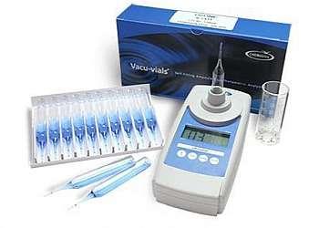 Kit análise de agua doce
