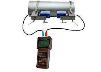 Analisador de leite ultrassônico portátil