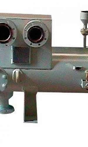 Permutadores de calor casco e tubo