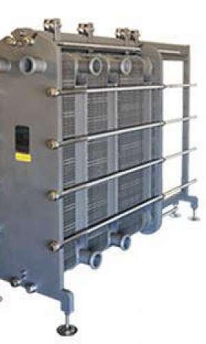 Permutadores de calor de placas