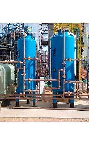 Sistema de desmineralização de água