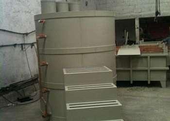 Sistema de tratamento de efluentes industriais
