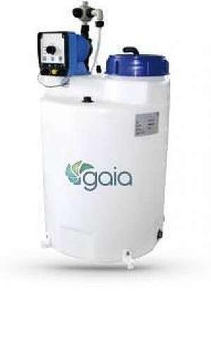 Tratamento de água potável