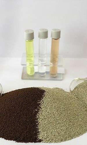 Tratamento para remoção de cor da água